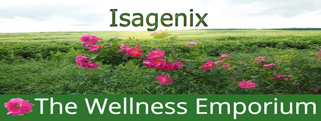 Isagenix at the Wellness Emporium